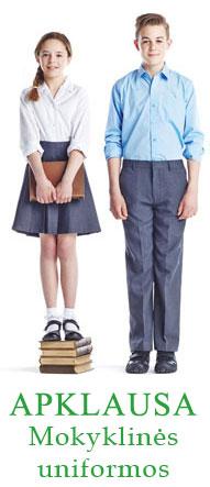 Apklausa apie uniformas